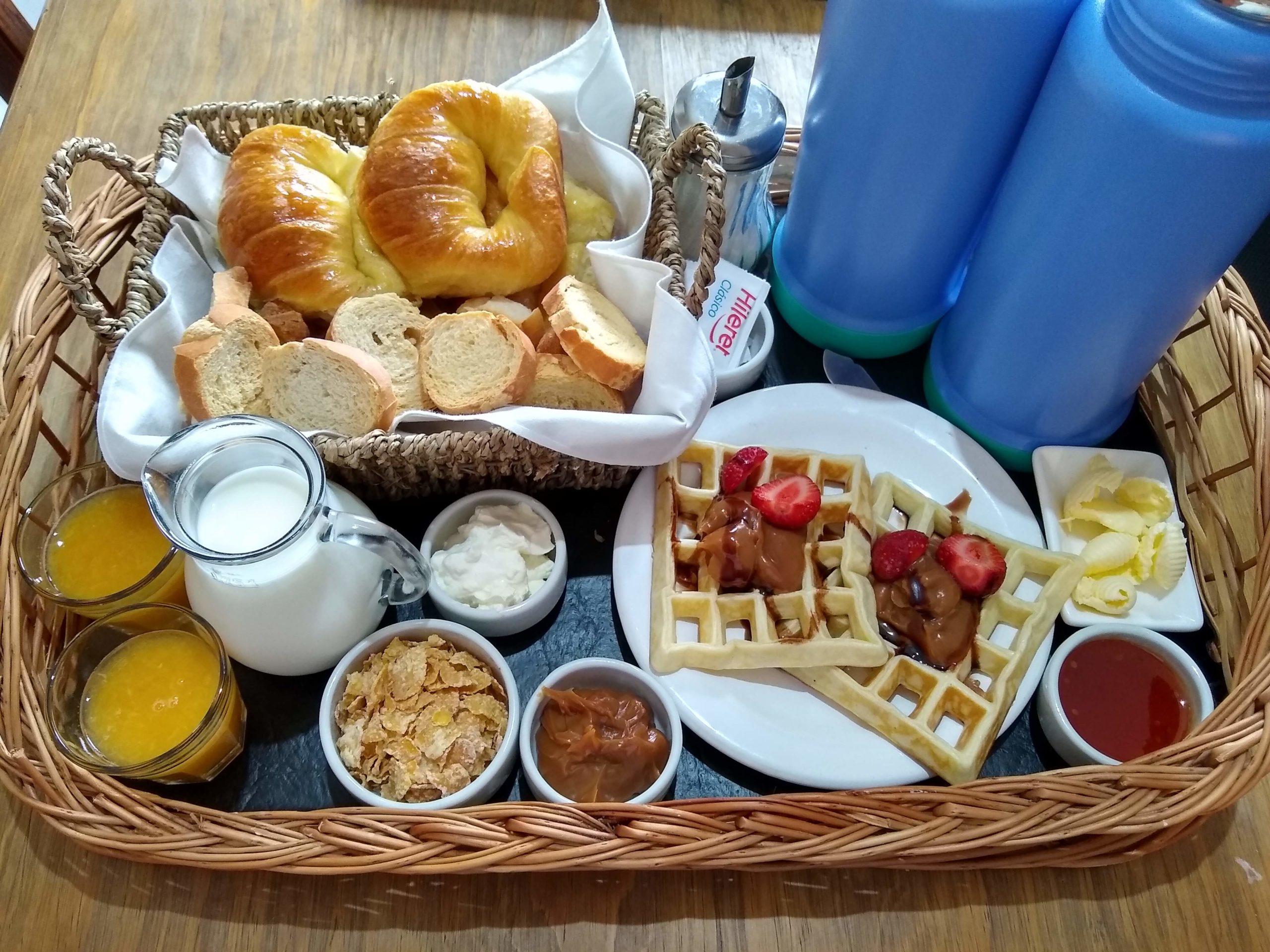Nuestros increibles desayunos